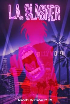 'LA Slasher' poster