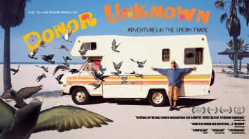 'Donor Unknown' poster