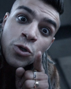 Sean Teale as Chunks & Jamie Blackley as Jack 2